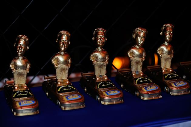 Tony Stewart's Satirical 'Stewie Awards' Highlight NASCAR Moments in 2012