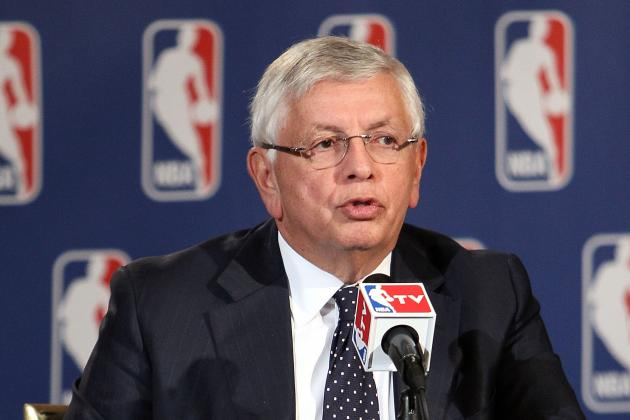 David Stern: NBA Commissioner Sending Wrong Message by Going After Spurs