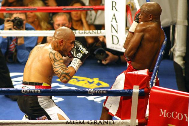 Floyd Mayweather: Miguel Cotto Rematch Is Best Option for Money's Next Fight