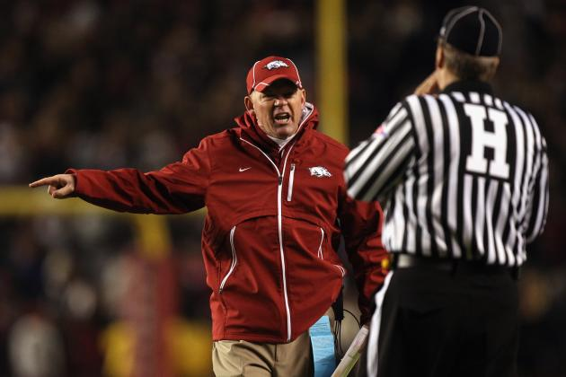 Bobby Petrino: Breaking Down Possible Destinations for Former Arkansas Coach