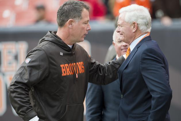 Browns Owner Jimmy Haslam Feels Team Is 'Very Close'