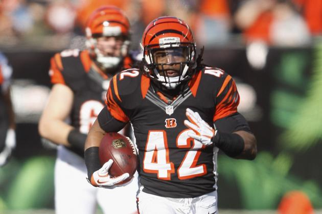 Reason for Bengals' improved run game