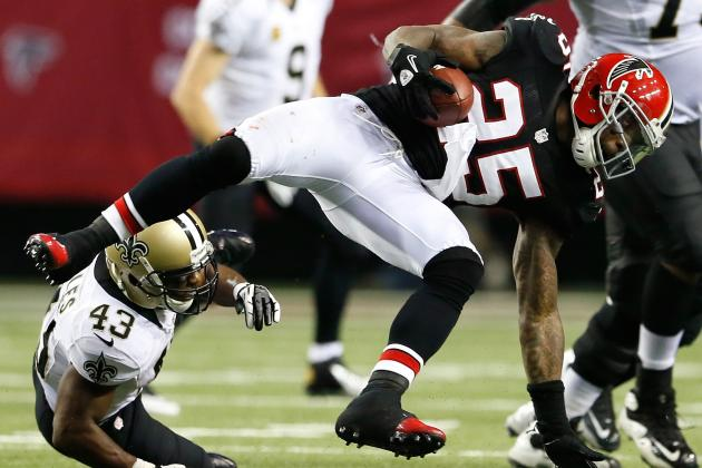 Atlanta Falcons Intercept Drew Brees' Division and New Orleans Saints' Season