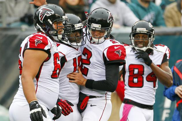Debate: Who Is the Best Player on the Falcons' Offense?