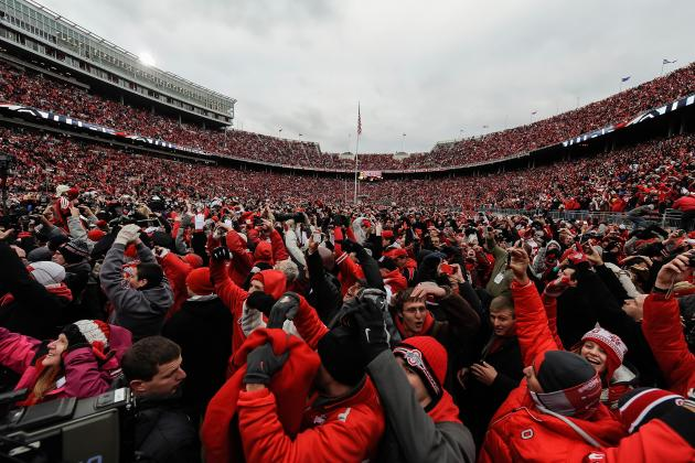 Ohio State to Celebrate 12-0 Season at Free Event