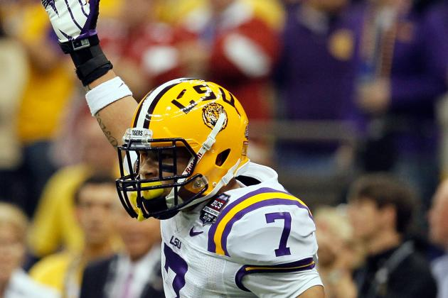 Honey Badger NFL Draft: Why Jump to Pros is Right Move for Tyrann Mathieu