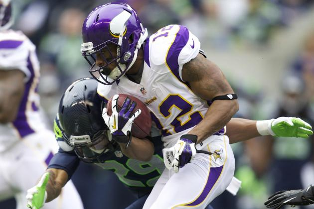 Percy Harvin Appears in Jeopardy of Missing Third Game in a Row
