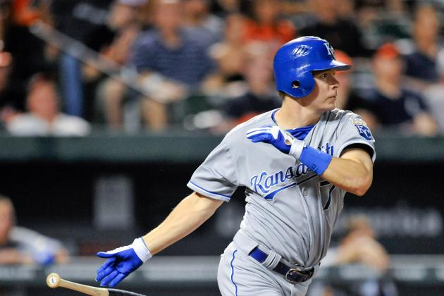 Royals Sign 2B Chris Getz to 1-Yr/$1.05M Contract