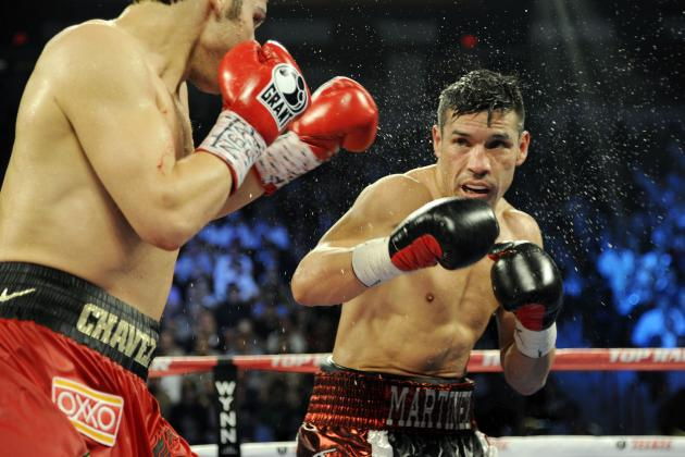 Sergio Martinez to Face Martin Murray on 4/27 in Argentina