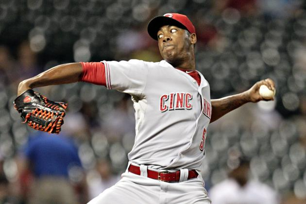 Aroldis Chapman to the Rotation Could Be a Bad Move for the Cincinnati Reds