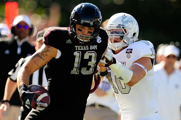 Aggies Prove Lots Can Change in a Year