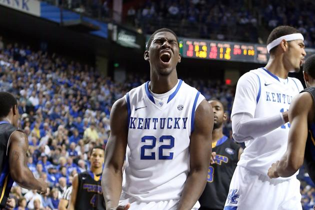 College Basketball: Why Baylor vs. Kentucky Is the Game to Watch This Weekend
