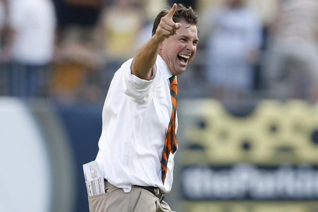 Miami AD: Al Golden Not Going Anywhere