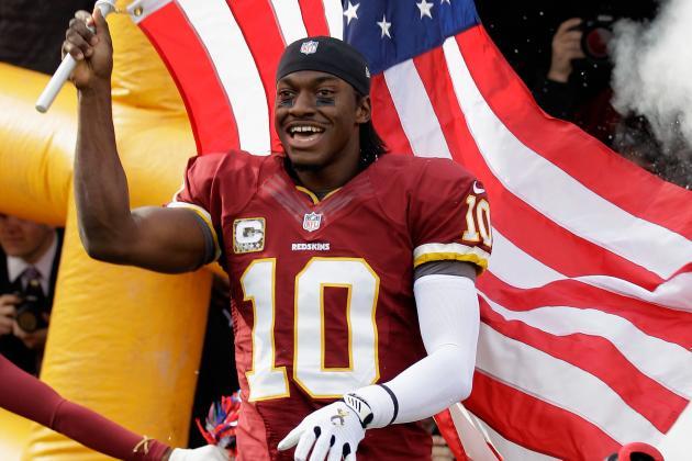 RG3 Tops NFL Jersey Sales