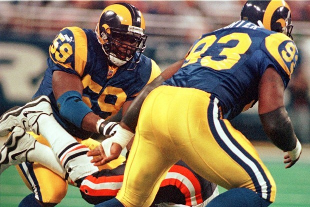 Rams Break out Throwbacks for 75th Anniversary