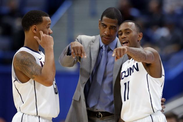 Kevin Duffy: UConn Just Lucky This Stinker Came Against New Hampshire