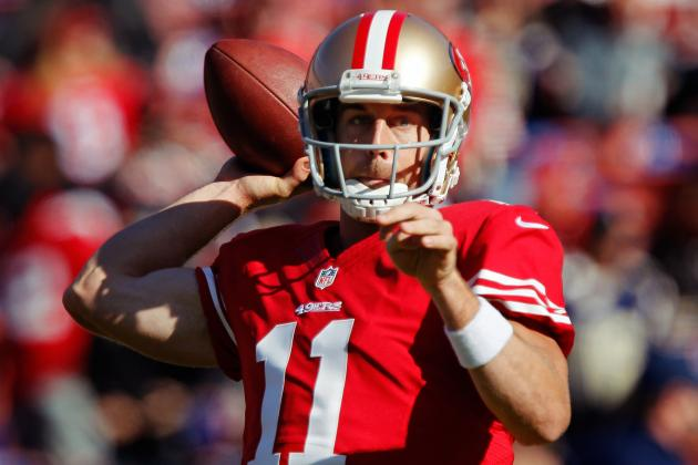 49ers Alex Smith: NFL's Completion Percentage Leader Replaced by Kaepernick