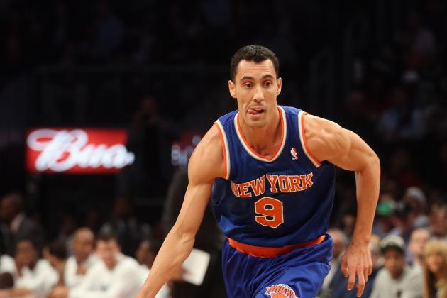 Knicks' Pablo Prigioni Getting Better with More Minutes