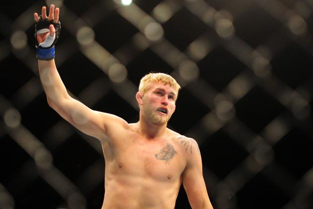 Gustafsson: If I Ever Fight Jones, I Will Bring Home the Belt for Sure