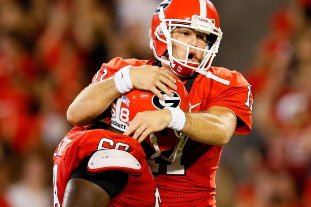 UGA Guard Impressed with Strength and Discipline of Tide's Defensive Line