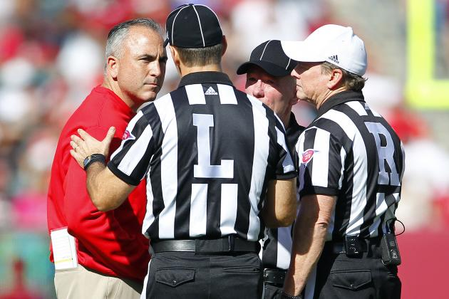 Rutgers Hot Topic: Did Officials Make Right Call on Fake Field Goal Penalty?
