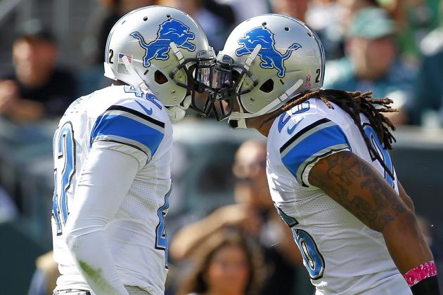 Lions Delmas, Williams Don't Practice Friday