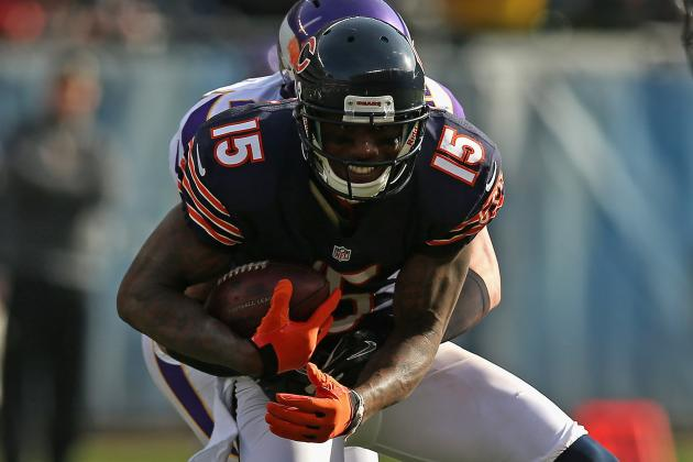 Bears' Marshall Glad to See Suspensions Postponed