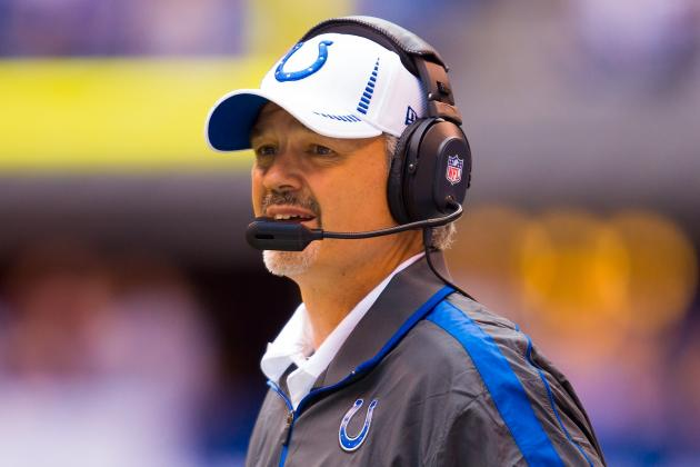 Arians Can't Wait to Hand Colts Back to Pagano