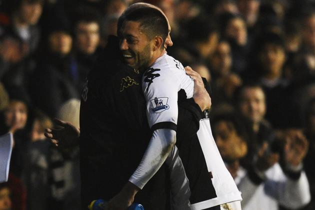 Martin Jol was powerless to stop Clint Dempsey leaving Fulham for Tottenham