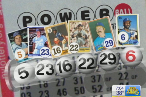 Royals Inspire Powerball Winner