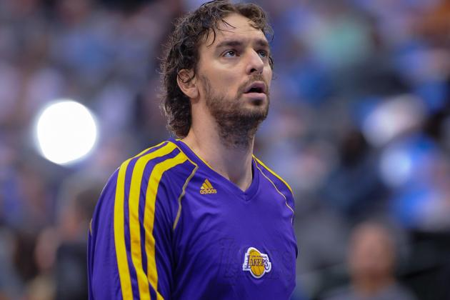 Debate: Should the Lakers Trade Pau Gasol?