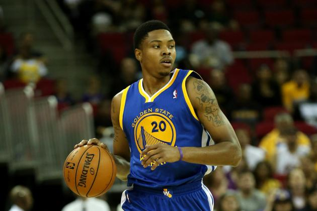 Warriors Assign Kent Bazemore to Santa Cruz