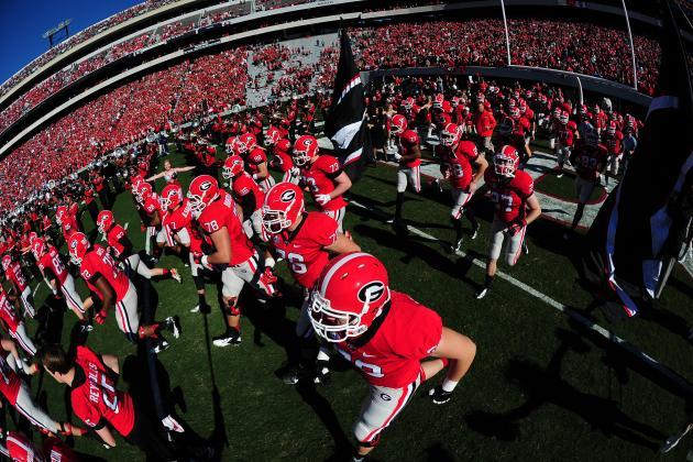 Alabama vs. Georgia: Odds Bulldogs Finish with Stronger 2013 Recruiting Class