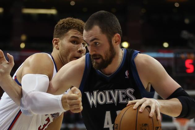 Kevin Love Questionable Friday Due to Illness