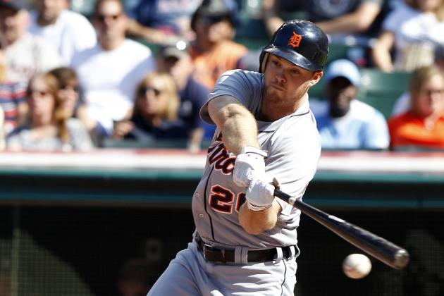 Tigers Tender Contract Offer to Brennan Boesch