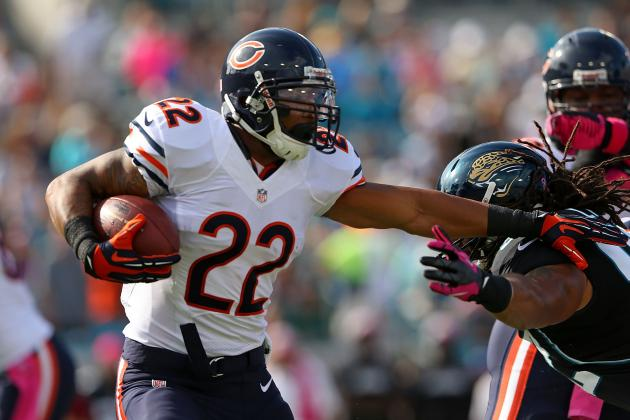 Matt Forte: Fantasy Owners Must Keep Bears RB on Bench in Week 13
