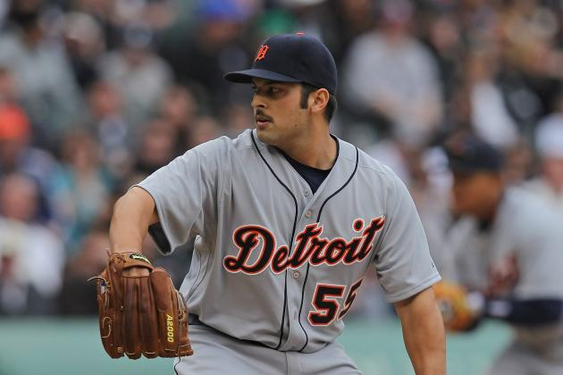 Daniel Schlereth a Free Agent After Detroit Tigers Decline to Offer Contract