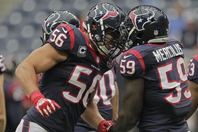 Injuries Provide Opportunity for Top Pick Mercilus