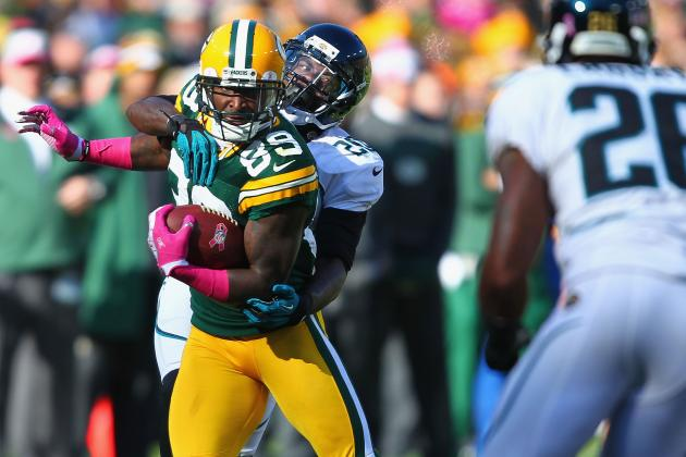 Fantasy Football:  Should You Ditch James Jones?