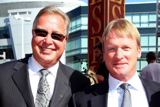 Jon Gruden Doesn't Want Tennessee Volunteers, so Who Does?
