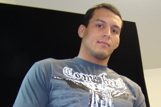 UFC's Vinny Magalhaes Calls Out Matt Hamill on Twitter, Deletes Tweet