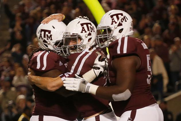Report: Texas A&M to Play in Capital One Bowl in Orlando