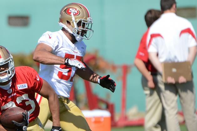 Wilhoite Promoted from 49ers Practice Squad
