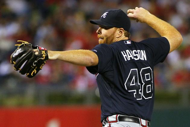 Is Angels' Trade for Tommy Hanson Sign They Expect to Lose Zack Greinke?
