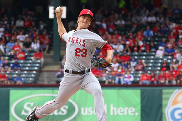 The Angels Are Going to Meet with Zack Greinke
