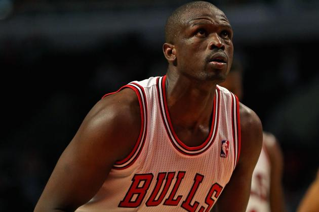 Bulls' Luol Deng Doesn't Sweat Flying Under the Radar