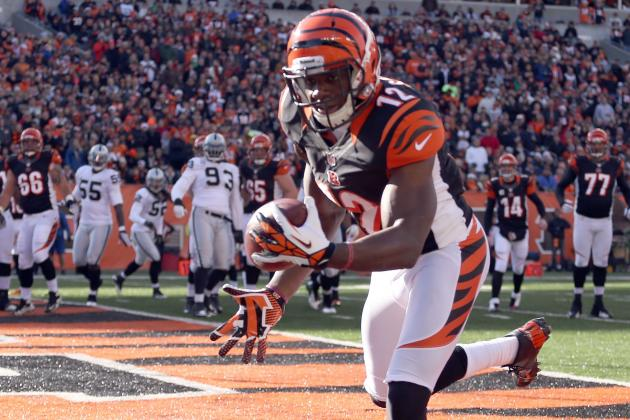 Mohamed Sanu Likely out for Season: How the Cincinnati Bengals Can Replace Him