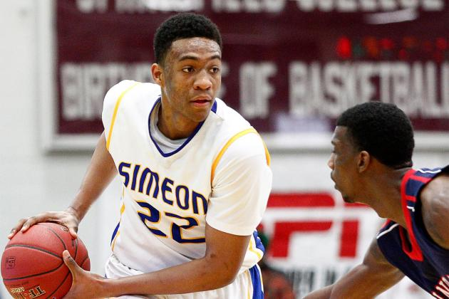 Jabari Parker Says He Will Play College Basketball Next Year