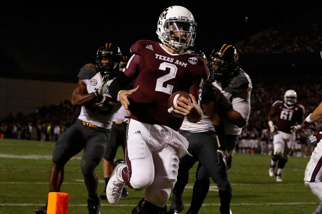 If Johnny Football Had Come to Oregon, Would He Have Beaten out Mariota?