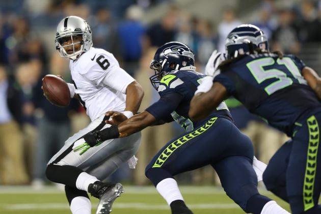 Terrelle Pryor Expected to See Action vs. Browns Sunday